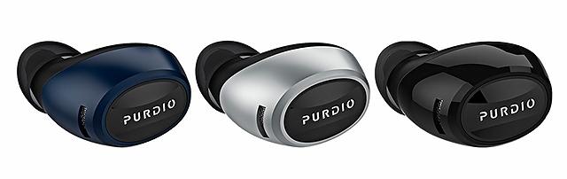 拿出來就自動開機連線-Purdio HEX+ TX99真無線耳機