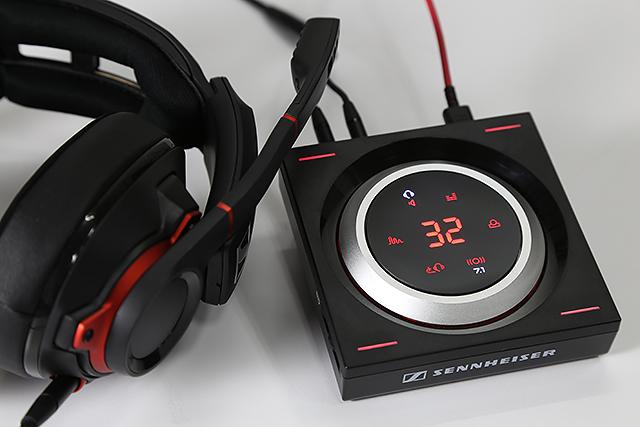 助您聽聲辨位的遊戲利器-Sennheiser GSX 1200 PRO