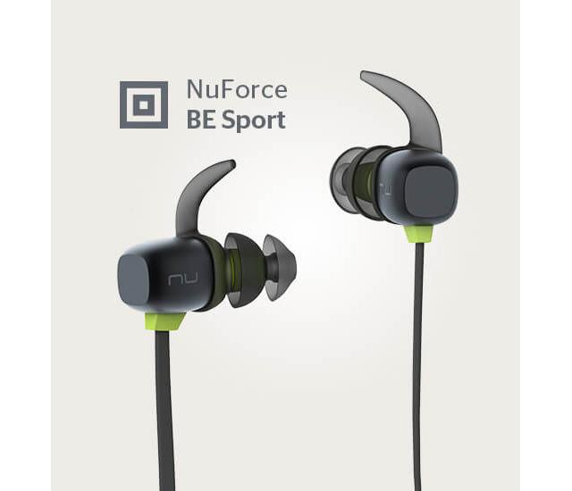 採用石墨烯單體-NuForce BE Sport4運動用耳機