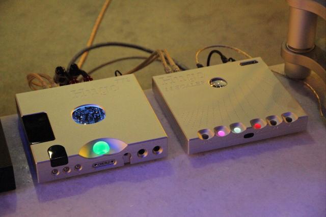 讓各式數位訊源如虎添翼-Chord M Scaler與Hugo TT 2發表會