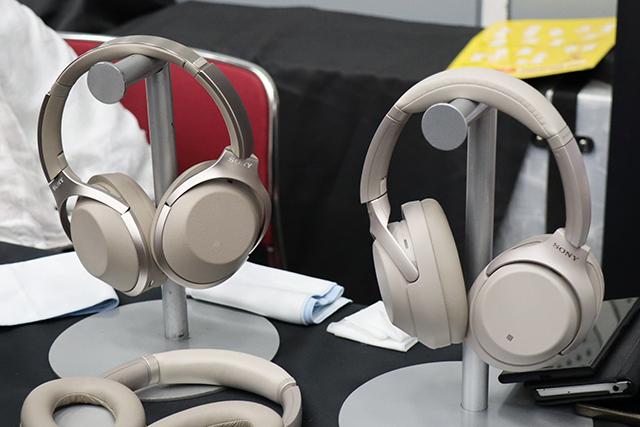 Porta Fes 2018-Sony新一代降噪耳機