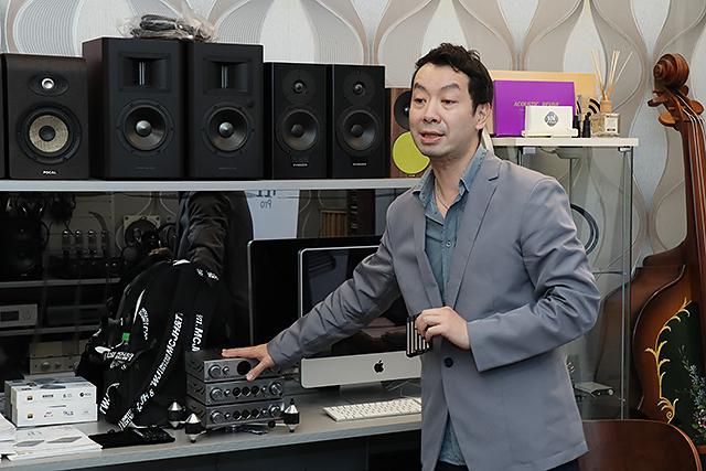 X系列、Pro系列新機登場-iFi Audio新品發表會
