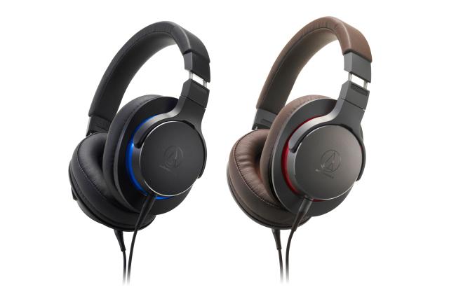 專為音樂發燒友而生-audio-technica ATH-MSR7b耳罩式耳機