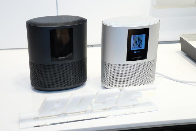 小體積大氣勢-Bose Home Speaker 500智慧型喇叭